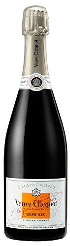 ヴーヴ・クリコ ホワイトラベル ドゥミ セック [ スパークリングワイン 甘口 フランス 750ml ]