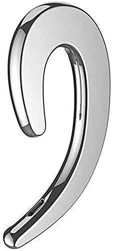 OADAA 2021Latest Modern Sound Bone Conduction Hook Earphone, Ear-Hook Bluetooth Headset with Mic Lightweight Noise Cancelling