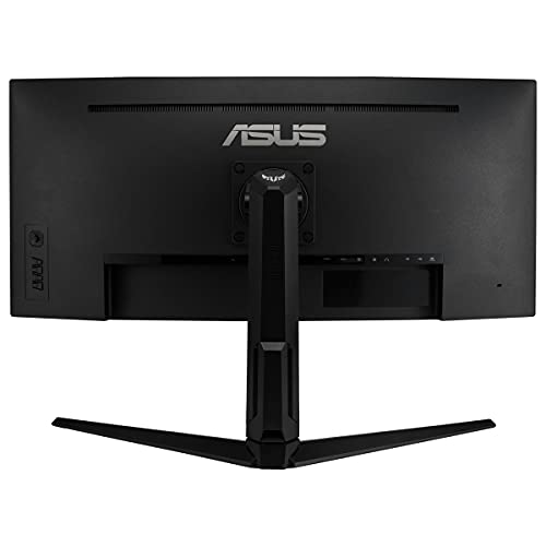 ASUS TUF Gaming VG34VQL1B 86,4 cm (34 Zoll) Curved Monitor (WQHD, 165Hz, FreeSync Premium, DisplayHDR 400, HDMI, DisplayPort, 1ms Reaktionszeit)