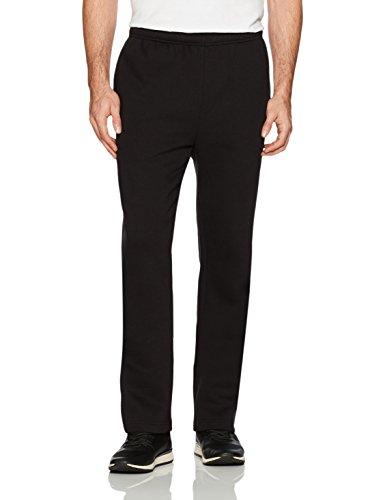 Amazon Essentials Men's Standard Fleece Sweatpants, Black, X-Small