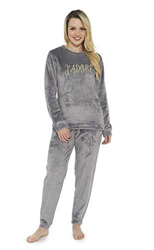 CityComfort Pijama Mujer Invierno