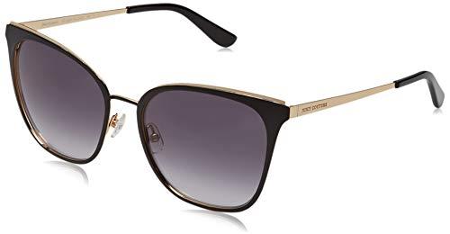 Juicy Couture JU 609/G/S gafas de sol, BLK MTBLK, 56 para Mujer