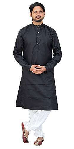 Dishita Men's Cotton Kurta Pajama Set
