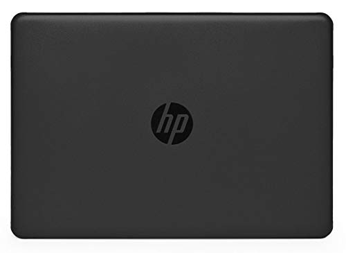 mCover Hard Shell Case for 2020 14' HP Pavilion 14S-DQ /14S-FQ/ 14-DQ / 14-DK Series (NOT Compatible with Other Models) laptops (Black)