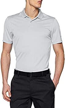 Nike Men s Dry Victory Solid Polo Golf Shirt White/Cool Grey X-Large