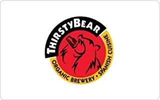 ThirstyBear Brewing Company Gift Card