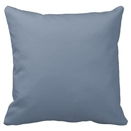 Baby GRAY orange navy personalized throw accent pillow