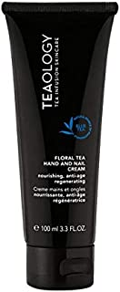 Teaology Floral Tea Hand And Nail Cream Rejuvenating 100 ml, Pack of 1