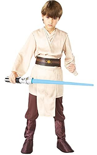 LUCAS – st-630604s Luxe Jedi – Disfraz Talla S