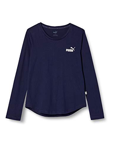 [プーマ] トレーニングウェア ESS 長袖 Tシャツ 853890 [レディース] ピーコート (06) 日本 M (日本サイズM...