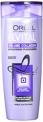 L'Oréal Paris Elvital Shampoo Volumen Collagen (1 x 300 ml)