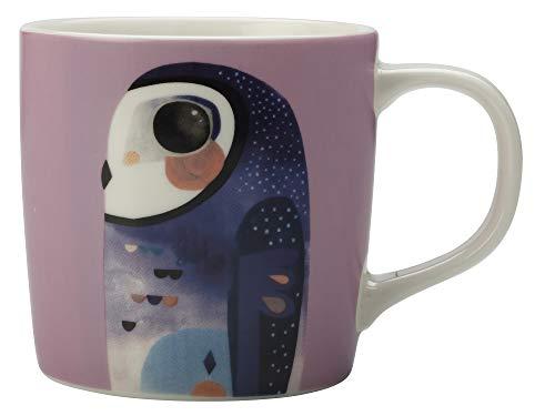 Maxwell Williams DI0215 Pete Cromer - Taza de café y té, porcelana,