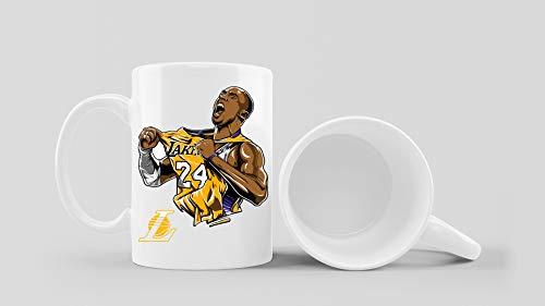 Los Eventos de la Tata. Taza de desayuno regalos Originales NBA Jordan