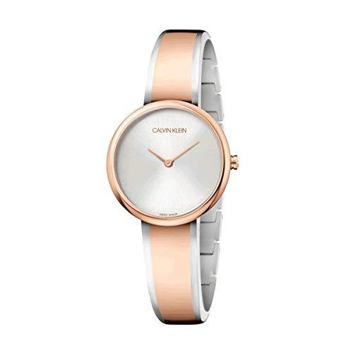 Calvin Klein klassiek horloge K4E2N61X
