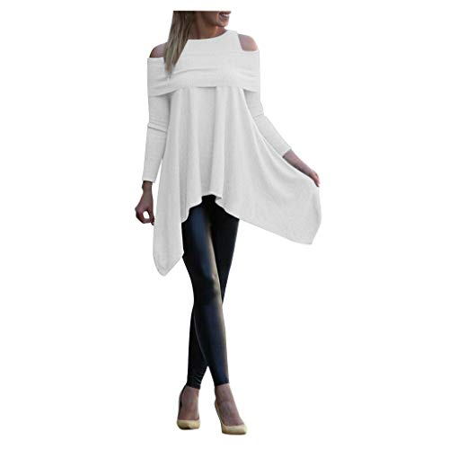 💕 Material: 100% Polyester,Soft,Breathable,Comfortable to wear. 💕 Features: Long Sleeve tunic,Color Block Shirts,Round Neck. The fabric is very soft and thick. Its very well made and the quality is high. You can definitely wear this in special occasi...