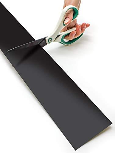 Black Straight Rolled Border Trim Photo #4