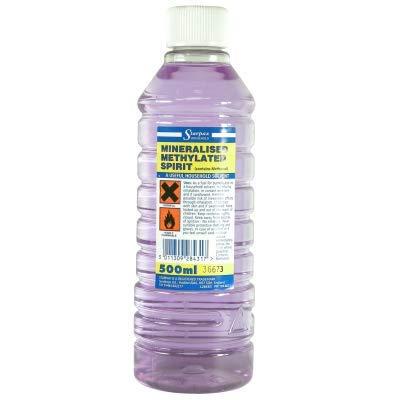 Spirito metilato mineralizzato