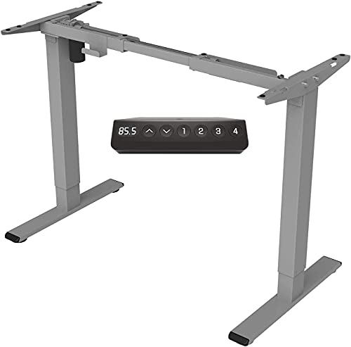 Flexispot E1S Höhenverstellbarer Schreibtisch Esstisch Elektrisch höhenverstellbares Tischgestell...