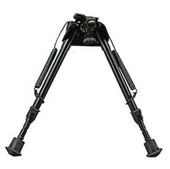 Harris Adjustable Rifle Bipod With Swivel Featue and notched legs. Model...
