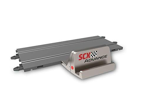 Scalextric- Pista Conexión Bluetooth Accesorio Advance, Color Gris (Scale Competiton Xtreme 1)