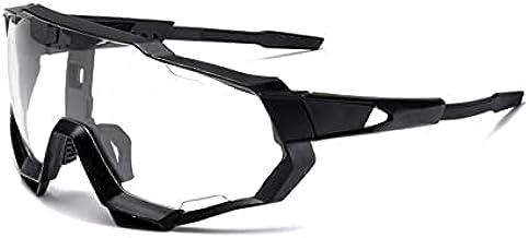 MTB Fotochromische Fietsen Bril Rijden Grote Frame Nachtzicht Outdoor Sport Zonnebril (9)