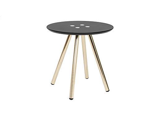 Present Time - Table Basse Noir Sliced