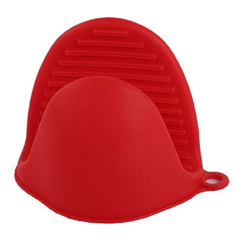 MEIPINPAI Oven handschoen Isolatie verwarming elektrische verwarming plaat clip 1 PCS magnetron handschoen verdikt anti-scald keuken opbergdoos siliconen pot clip