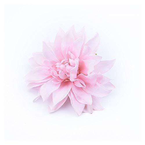 Aqiong Hibeilinq Flores Artificiales de 10 cm Decorativo...
