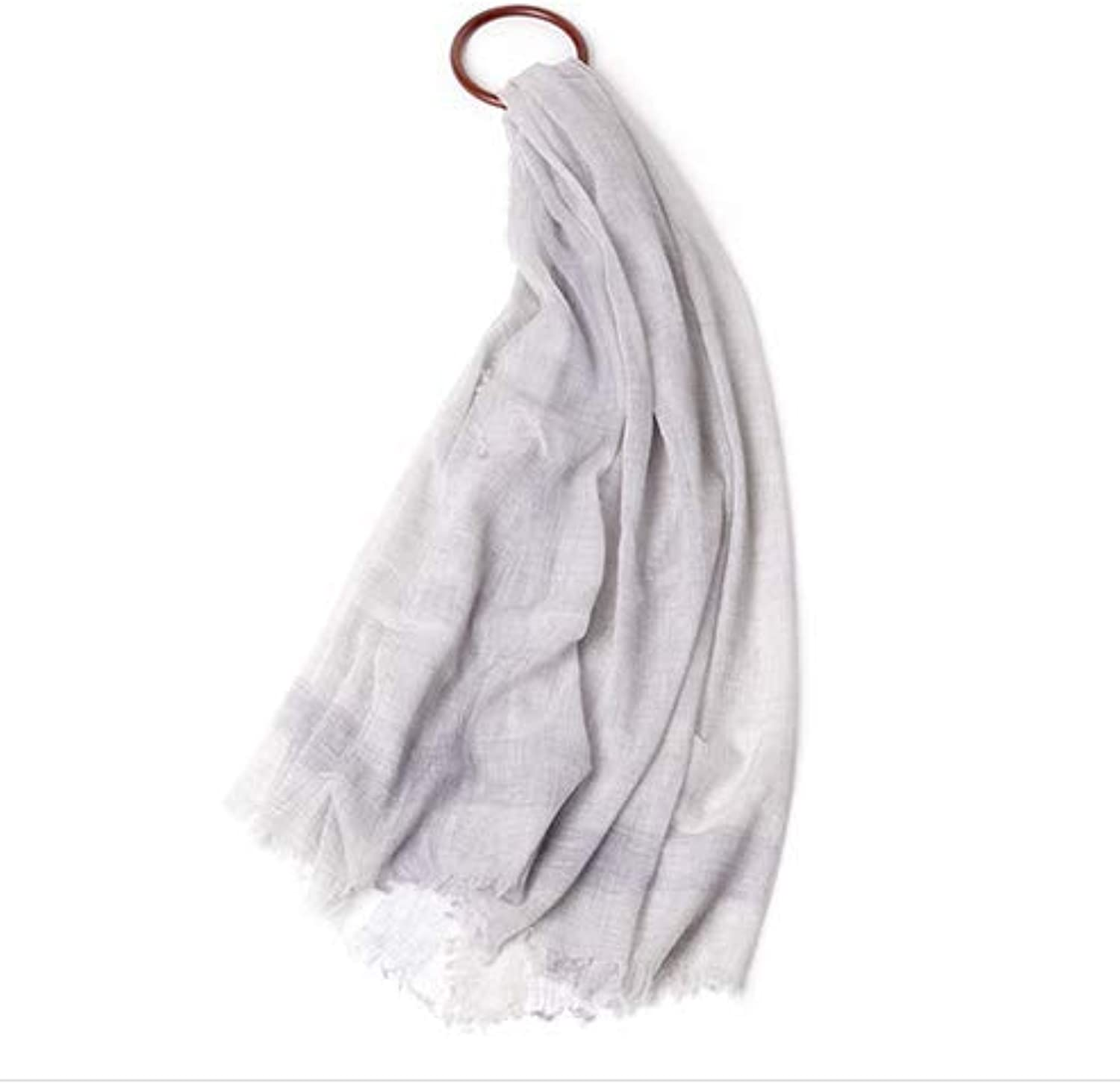 Cashmere Scarf Blanket Soft Cashmere Shawl wrap Winter Wool Scarf Shawl and Ladies Scarf, A,M