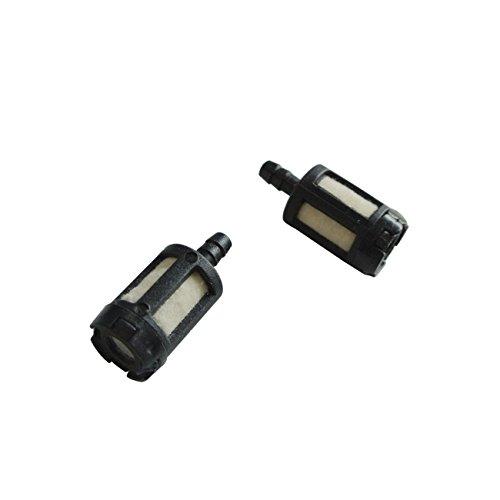 JRL - Filtro de combustible para motosierra Stihl 028 029 039 050 051 056 070 076 090 MS170 MS200 MS210 MS230 MS250 MS290