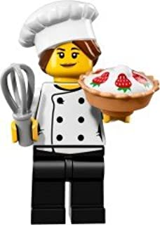 LEGO Collectible Minifigures Series 17 71018 - Gourmet Chef [Loose]