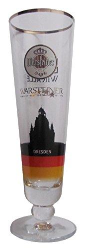 Warsteiner - Fan Tulpen - Bierglas - Motiv 4 von 10 - Dresden