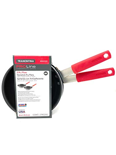 Tramontina Pro Line Commercial Grade Nonstick Fry Pans - 2 Pk