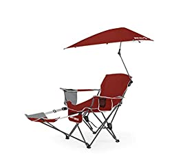 children's beach chair with umbrella