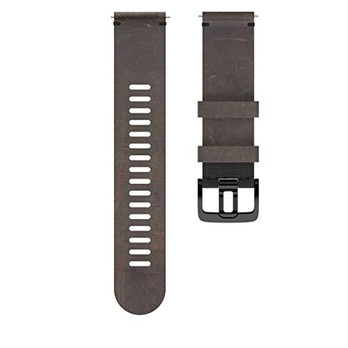 Polar Unisex– Erwachsene Wrist Band 22 mm Uhrenarmband, Braun, M/L