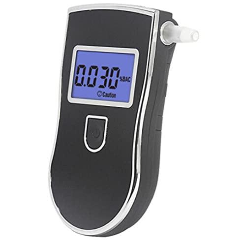Alcohol Tester blaastest Portable Alcohol Breath Tester met digitale beeldscherm, het Personal Health Care