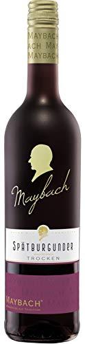 Maybach Spätburgunder Rotwein Trocken (1 X 0.75 L)
