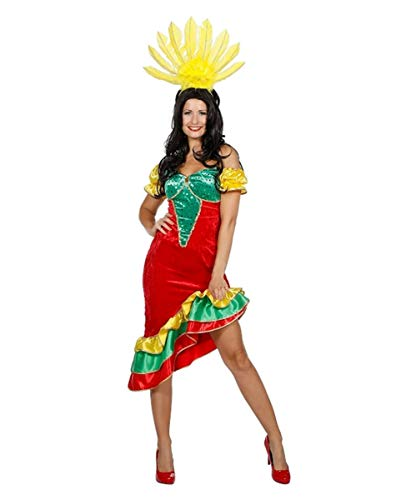 Horror-Shop Samba Brasilianerin Kostüm für Karneval in Rio 40