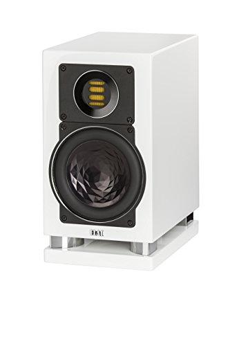 ELAC BS 403 Soundbar (1 Paar) Hochglanz weiß
