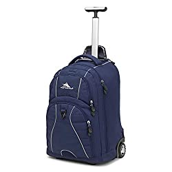 high sierra best rolling backpack for nursing school