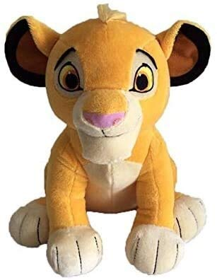 Knuffels 1PC 30CM New Cute vergadering Simba The Lion King Knuffels Simba Soft Knuffelbeesten Doll for kinderen Gifts dljyy