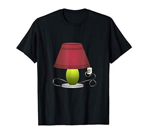 Lampe de salon Meubles amusants T-Shirt
