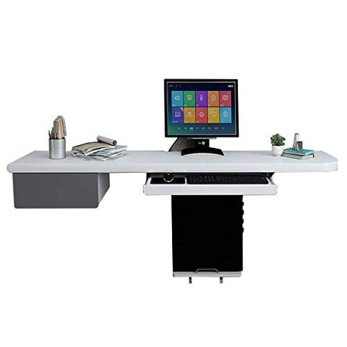 ZXYY slaapkamer-bureau voor tweepersoonsbedden, met lade (140 x 160 x 38 cm)