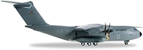 Herpa 557207 - Luftwaffe Airbus A400M Atlas - LTG62 Transport Wing 62