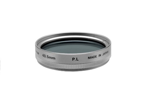 Fujiyama 40.5mm Polarizing Filter / Polarizer for Nikon 1 V2 V1 J3 J2 J1 S1 Silver