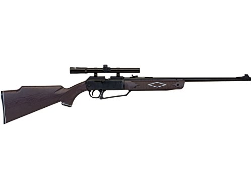 Daisy Outdoor Products 992880-603 880 Rifle with Scope, Brown.177 Caliber