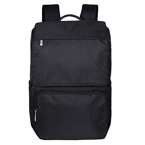 Laptop Backpack, Anti-Theft Business Travel Work Computer Backpack with USB Charging Port, Large Lightweight College School Bag Black45*15 * 32 15.6 Inch