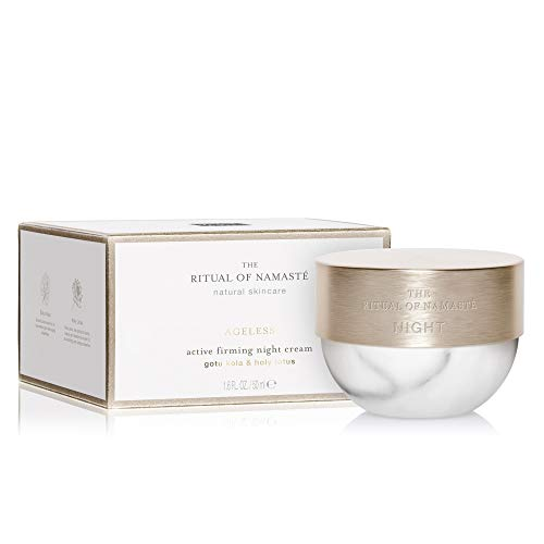 Rituals The Ritual of Namasté Strapende nachtcrème, Ageless Collection, 50 ml