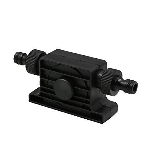 Hand Elektrische Bohrmaschine Pump Tragbare Miniatur Selbstansaugende Kleine Wasserpumpe Mit 2 Steckverbinder Rundschaftförderpumpe Für Öl-flüssiges Wasser 1set