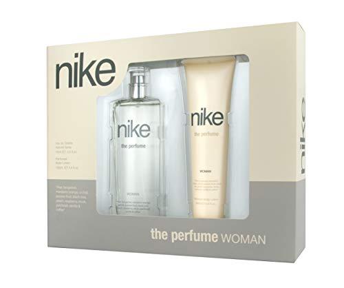 Nike - The Perfume Estuche de Regalo para Mujer, Eau de Toilette...